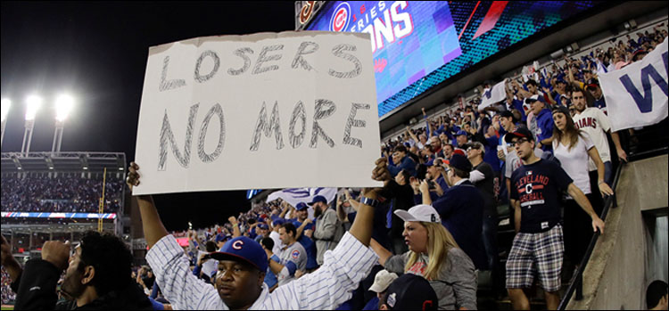 cubs, chicago cubs, world series, cubs vence world series, 108 anos depois, maldição, mlb