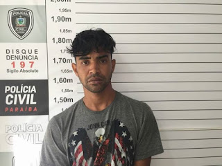 Preso homem considerado o maior homicida de Queimadas