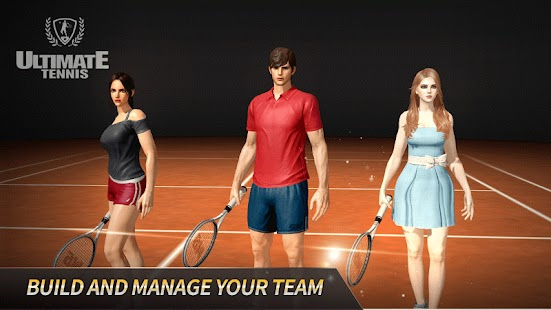 Ultimate Tennis Apk+Data Free on Android Game Download
