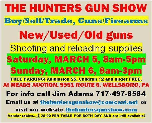 thehuntersgunshow.com