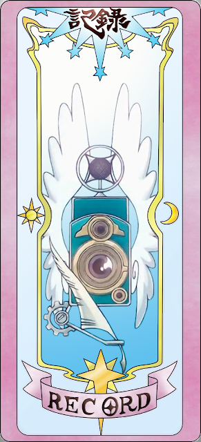 Record clear card