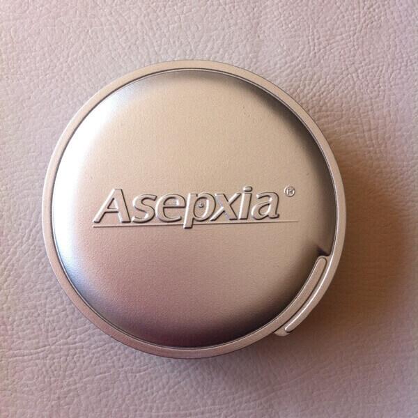 Pó Compacto Asepxia