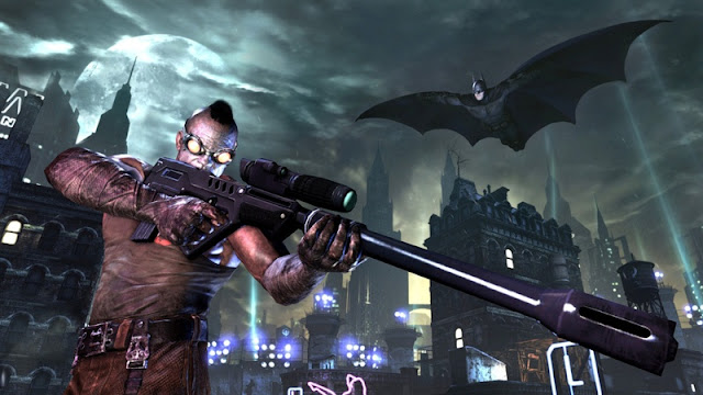 Batman Arkham City PC Download Photo