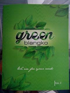 BLANKO GREEN CARD (mulai dari Rp.250,-PALING LAKU)
