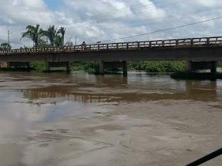Cidades alagam no PI e monitoramento aponta que nível de rios continua subindo