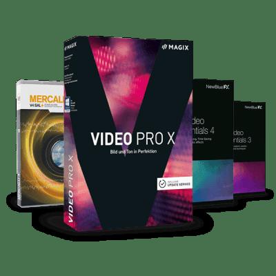 magix video pro x9 italiano