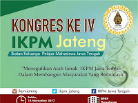 IKPM Jateng Bakal Gelar Konggres ke-IV