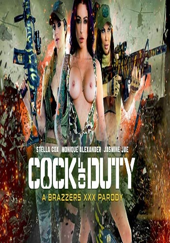 [18+]  Cock Of Duty A XXX Parody 2017 XXX HDRip 720p
