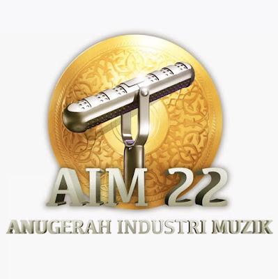 Senarai Calon Anugerah Industri Muzik 2016 (AIM 22)