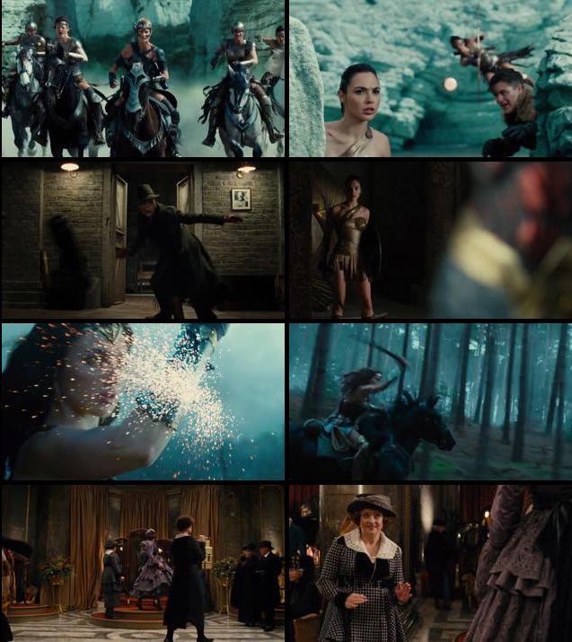 Wonder Woman Official Trailer 720p HD Download