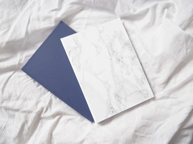 minimalist giveaway