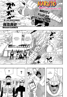 Naruto Mangá 492 – (Leitura Online)