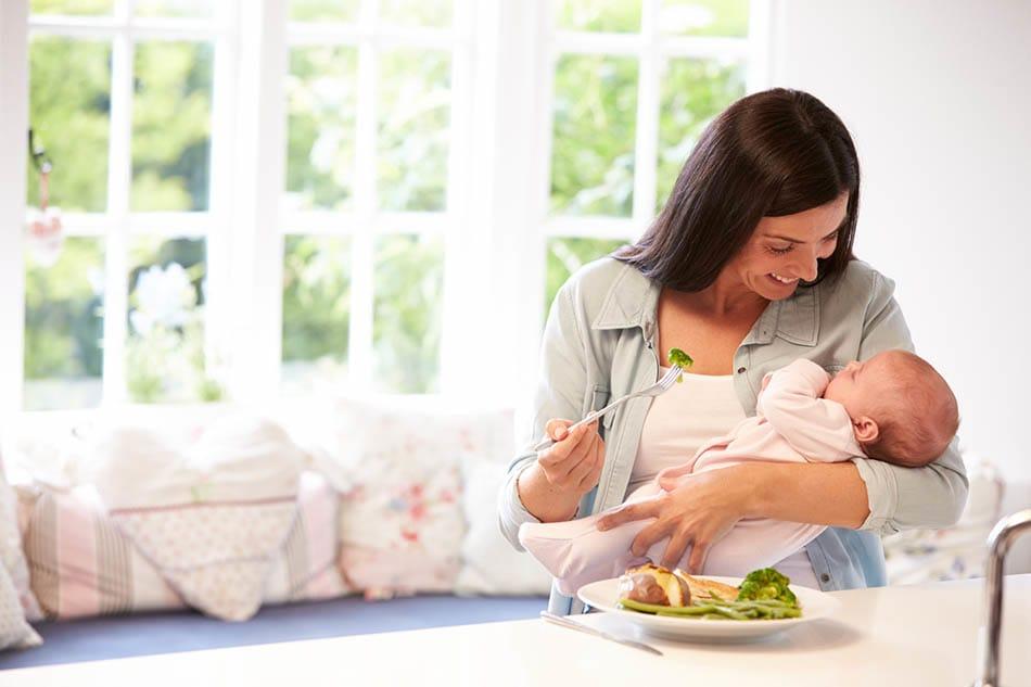 Emziren anne ne yememeli ve emziren anneler için yasaklı olan gıdalar.