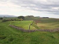 Housesteads Roman Fort Northumberland
