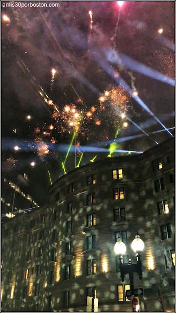 First Night Boston 2017