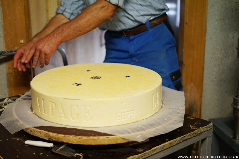 Alpine Cheese Dairy