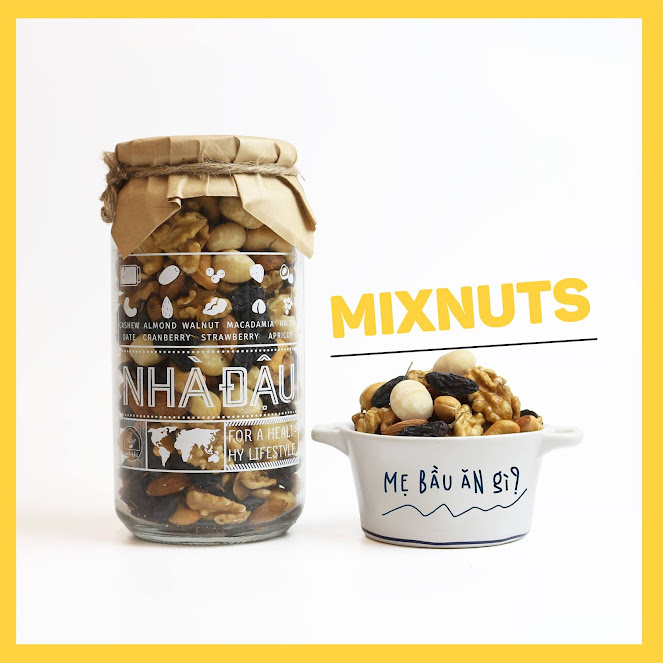 Mixfruits dinh dưỡng cho thai nhi thông minh