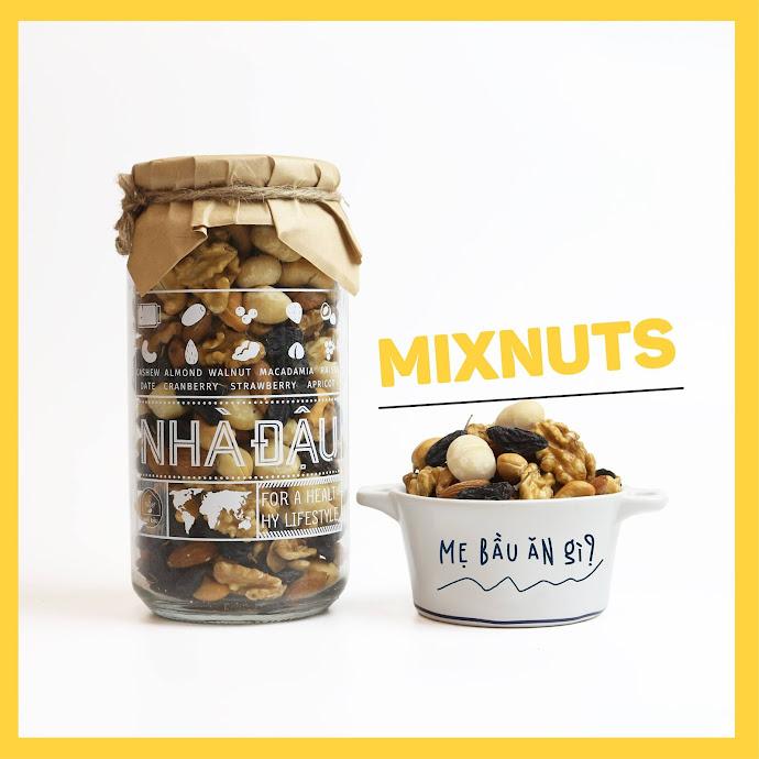 Gợi ý Mẹ Bầu 4 tháng các loại hạt giúp tăng cường dinh dưỡng