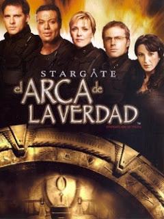 Stargate: El arca de la verdad (2008) Online