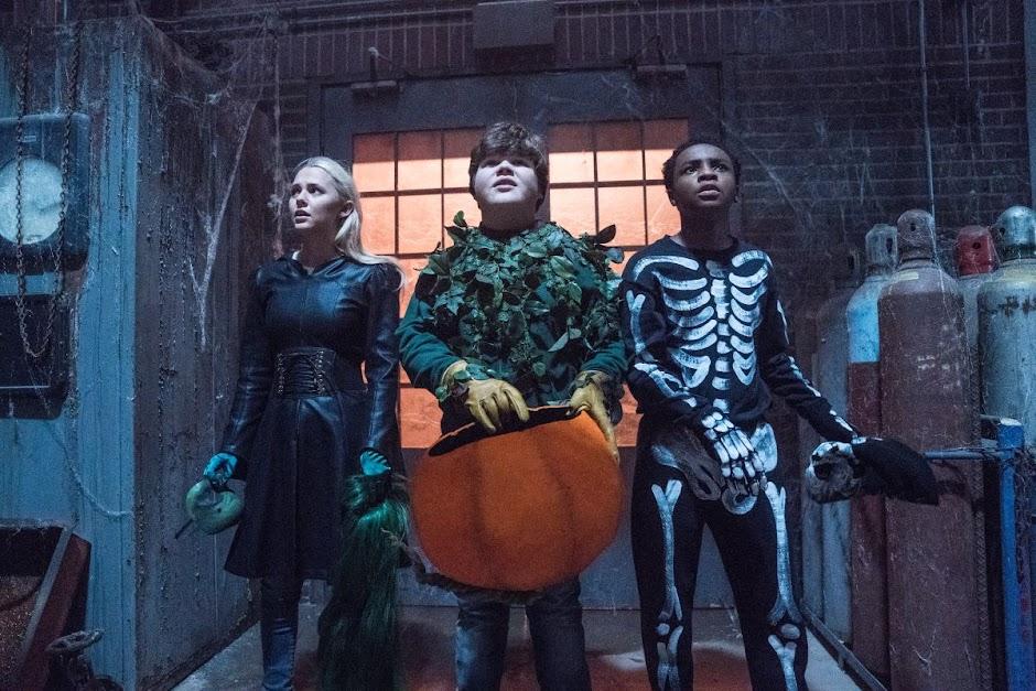 """Goosebumps 2: Halloween Assombrado"""""""