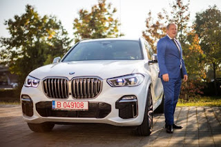 Noul BMW X5 in Romania