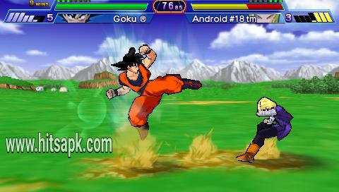 Dragon Ball Z Shin Budokai terbaru