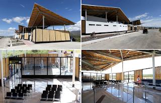 Aeropuerto de Jaén: Mejorándolo para Concesionarlo