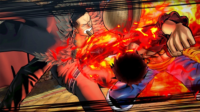 One Piece Burning Blood Full Version [PC] - Single Link
