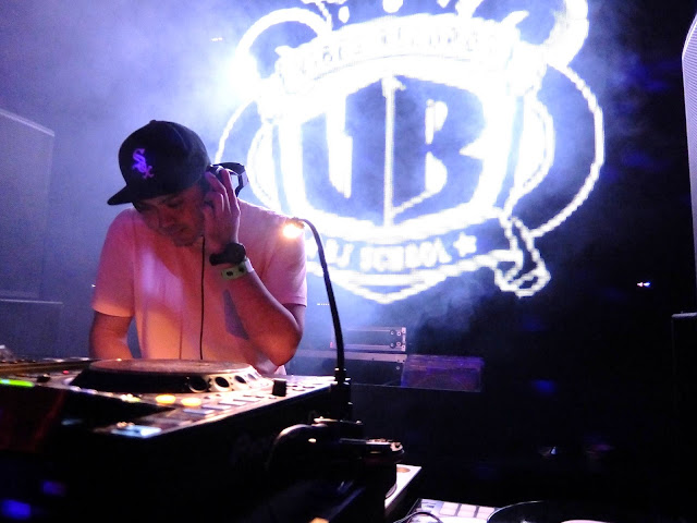 DJ-YASU (VIBESRECORDS)のサンキーストウキョウでのDJプレイ模様です。