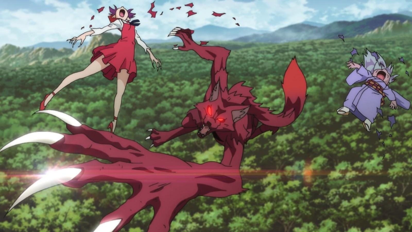ゲゲゲの鬼太郎 西洋妖怪 狼男 6期ではヴォルフガングという名前で