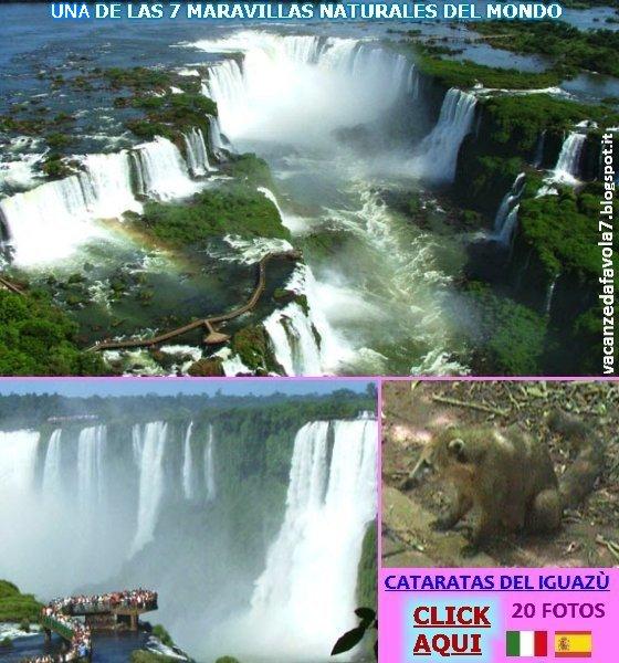 http://vacanzedafavola7.blogspot.it/2014/12/cascadas-de-iguazu.html
