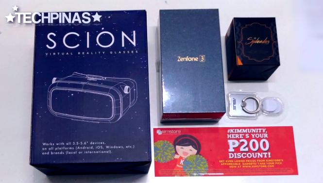 Kimstore Asus ZenFone 3