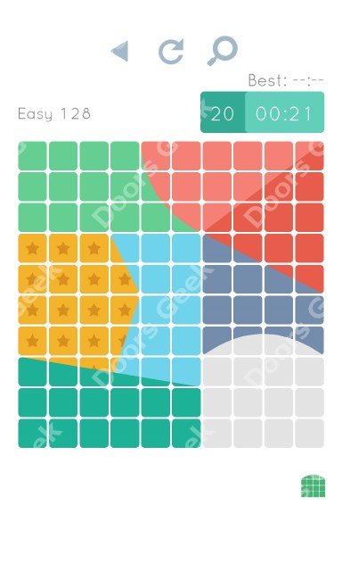 Cheats, Walkthrough for Blocks and Shapes Level 128