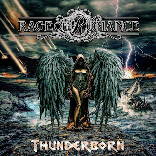 "Rage of Romance - ""A Winter's Sail"" (lyric video)from the album ""Thunderborn"""