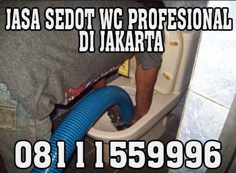 Tarif Harga sedot WC di Jakarta Selatan Termurah