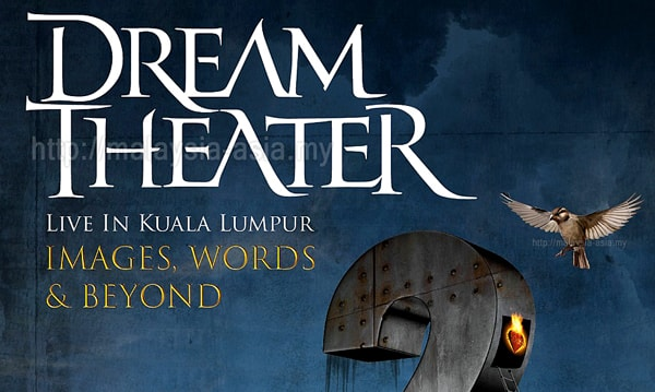 Dream Theater Asia Tour 2017