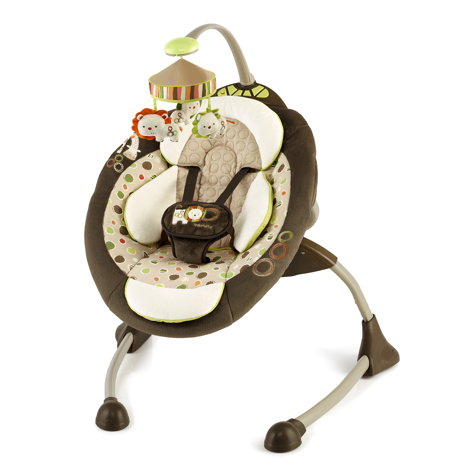 InGenuity Baby Cozy Coo Sway Seat {Review and Giveaway ...