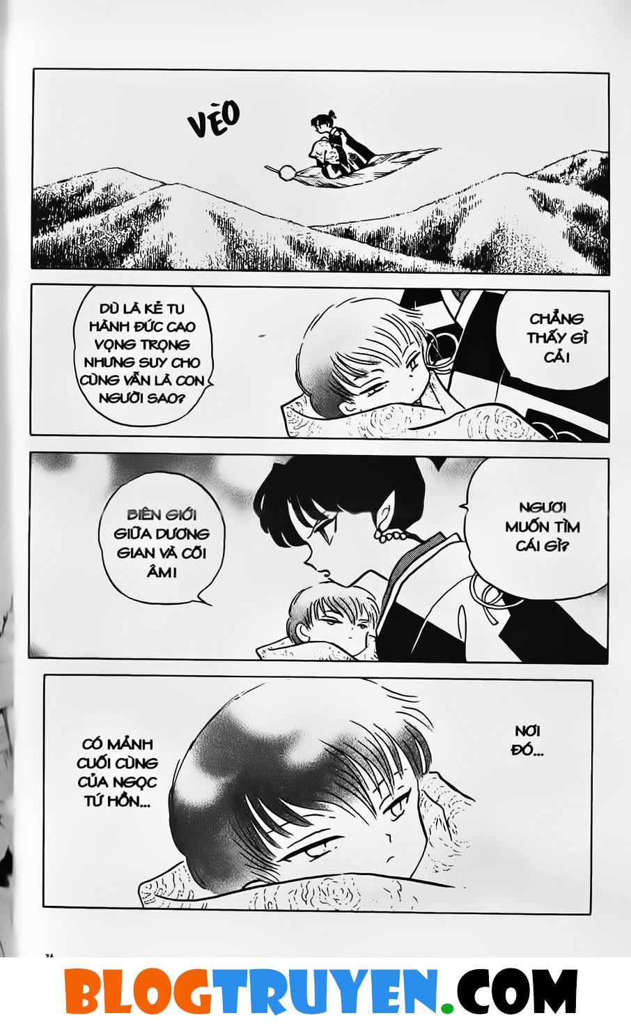 Inuyasha vol 30.4 trang 17