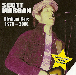 Scott Morgan- Medium Rare 1970-2000