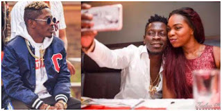 PHOTOS: Musician Shatta Wale breaks up with babymama in less than 3 months after public engagement
