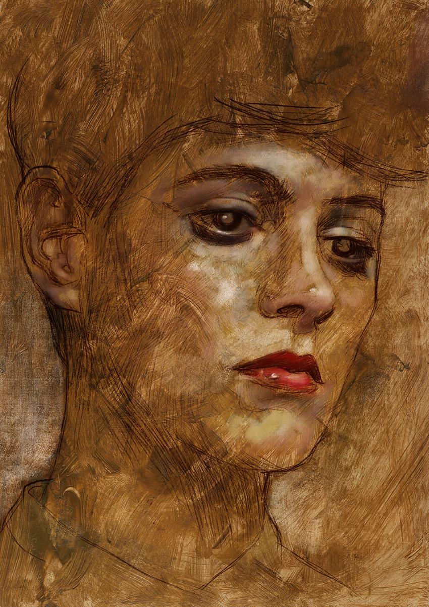 Portrait 271 Sean Young