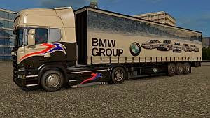 Group BMW trailer mod