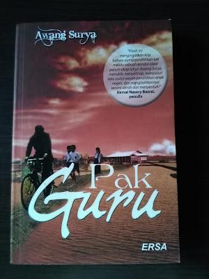 Cover Novel Pak Guru