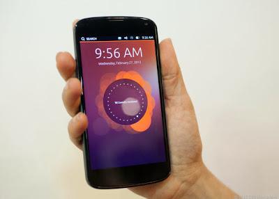 Ubuntu Touch Smartphone OS siap menggusur Android dan BlackBerry