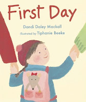bookcover of FIRST DAY by Dandi Daley Mackall