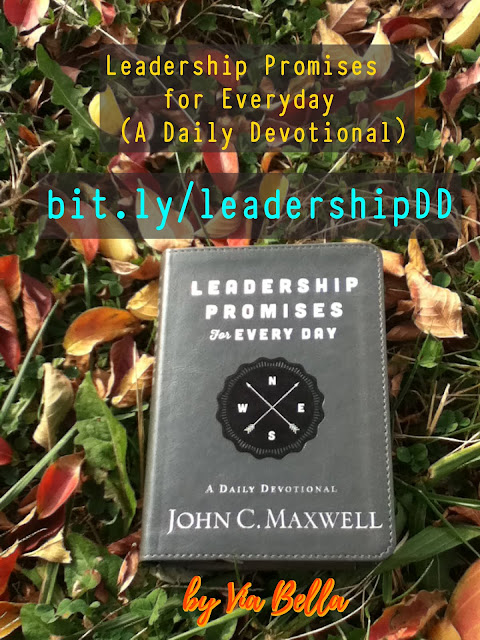 Leadership Promises for Everyday (A Daily Devotional), leadership, promises, changing, everyday, devotionals, Christians, faith, book review, book look bloggers, via bella