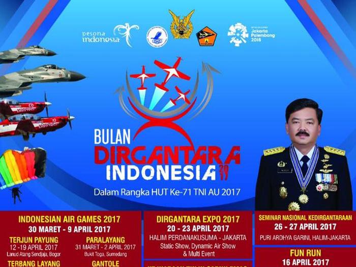 Bulan Dirgantara Indonesia 2017