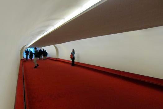 Terminal TWA Aeropuerto JFK en New York   Eero Saarinen   Planta + sección + fotos