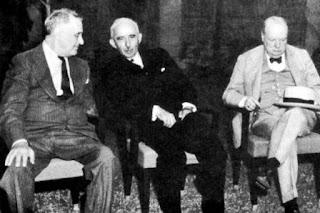 Konferensi Kairo Perang Dunia II