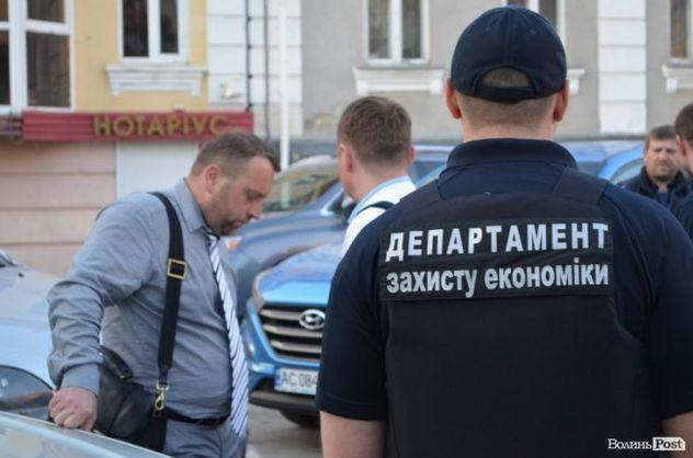 У Луцьку на хабарі затримали заступника мера і голову суду - ГПУ